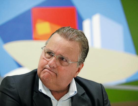 O ex-ministro Geddel Vieira Lima  (Foto: DANIEL TEIXEIRA/ESTADÃO CONTEÚDO)