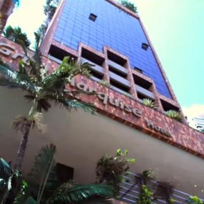Hotel Marquise, no Ceará, um dos empreendimentos do grupo (Foto: Reprodução/Youtube)