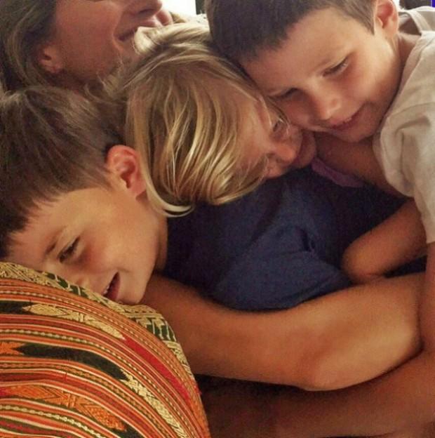 Gisele Bündchen recebe enteado para morar temporariamente em sua casa com os irmãos (Foto: Reprodução/Instagram)
