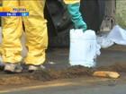 Após 14 horas, carga tóxica é removida e rodovia liberada no RS