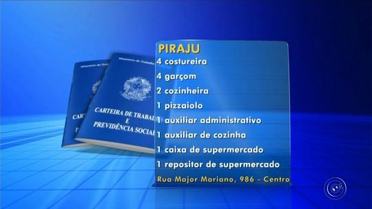 PATs de Itapetininga e região estão com vagas abertas de emprego