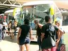 Volta do feriadão movimenta Rodoviária Novo Rio neste domingo