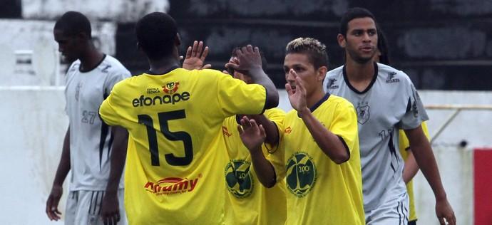 Macaé x Americano - jogo-treino (Foto: Tiago Ferreira/Divulgação)