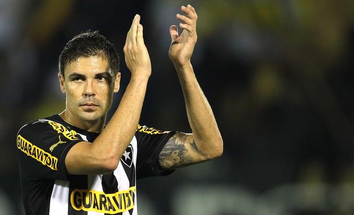 Bolivar Botafogo x Figueirense (Foto: Satiro Sodré)