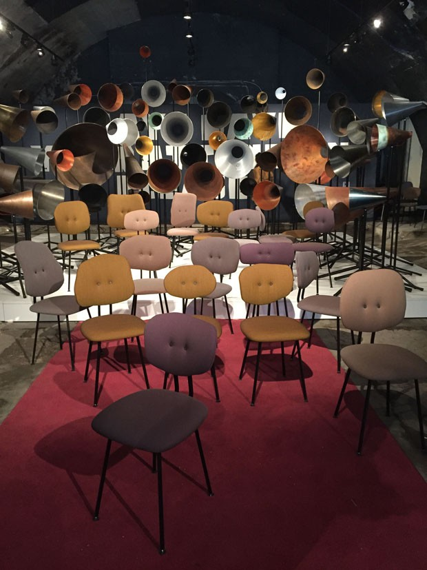Milão 2017: As melhores instalações do ano (Foto: Adriana Frattini)