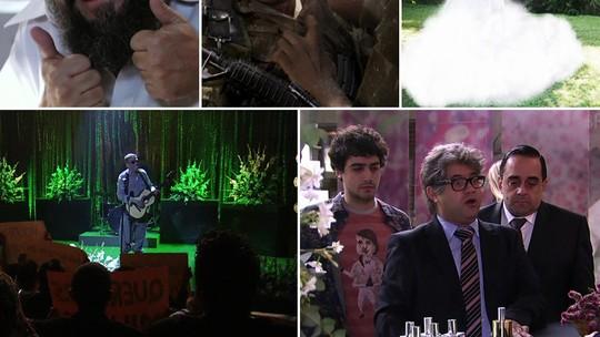 Assista aos 5 vídeos mais vistos da temporada do novo 'Zorra'