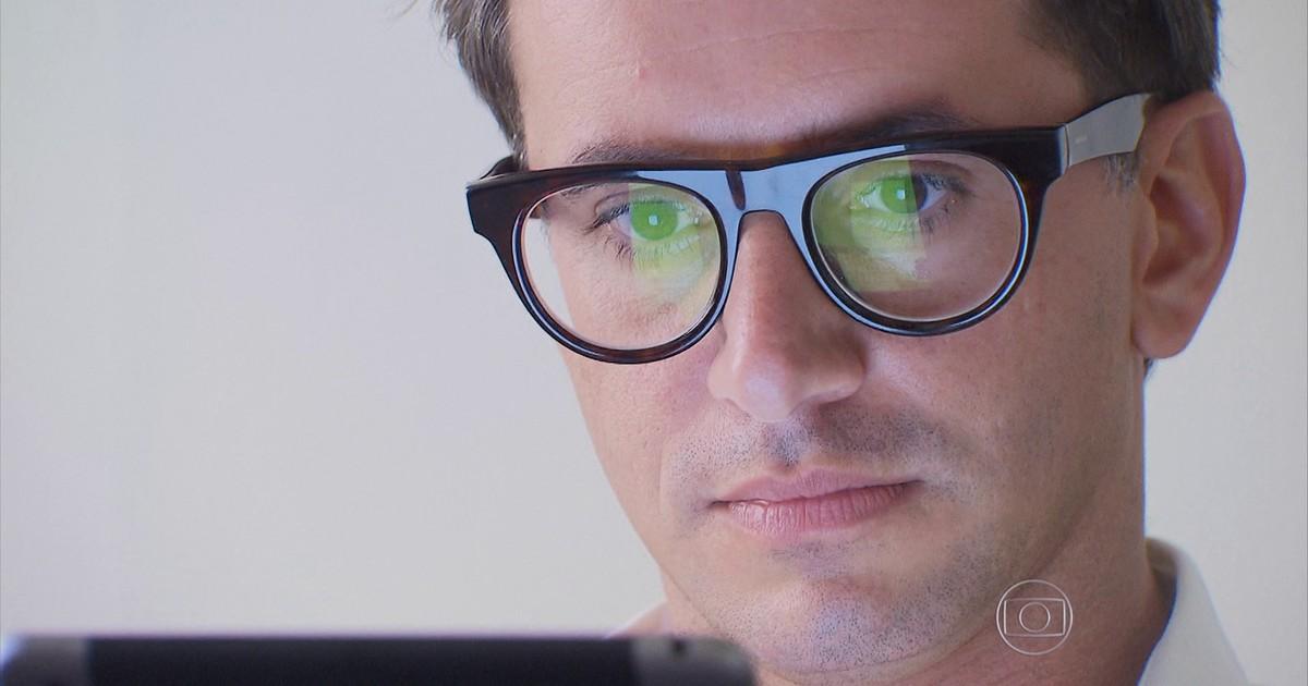 96fd36a5a646a Bom Dia Brasil - Uso prolongado de computador e celular pode afetar a visão