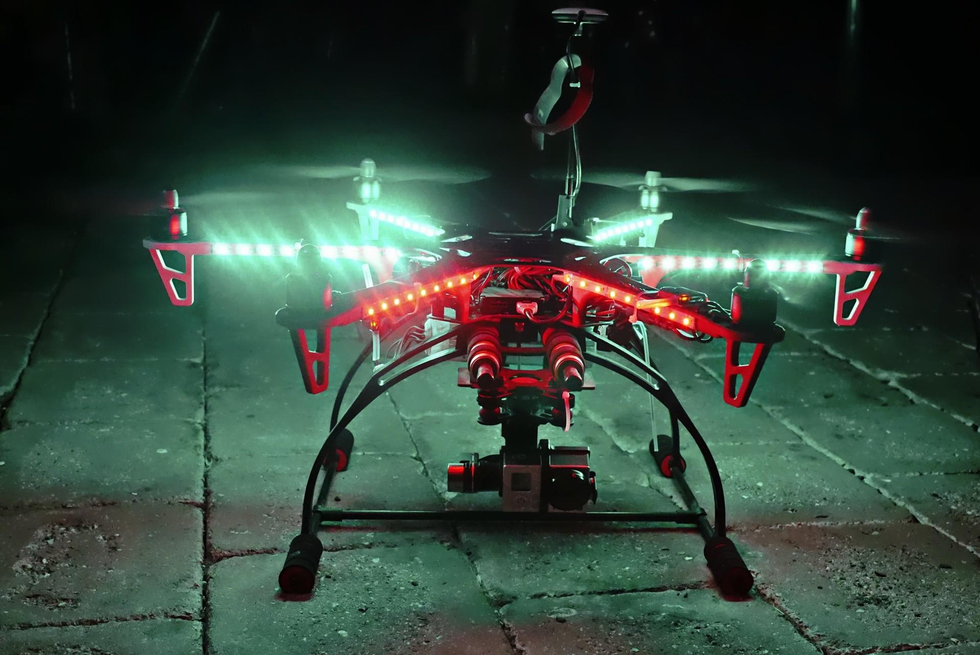 Drone (Foto: Domínio Público)
