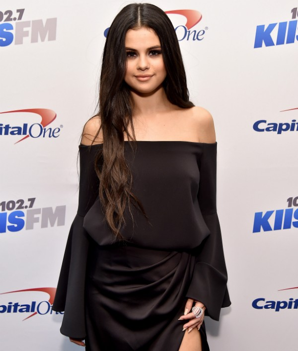 A cantora Selena Gomez (Foto: Getty Images)