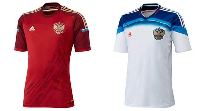 Confira as camisas de todas as seleções que estarão na Copa do Mundo ... c8e7d889b222b