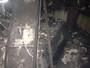 Fogo destrói apartamento, esvazia prédio e atinge fiação no DF; veja