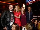 Final do 'Superstar' tem presença de famosos na plateia