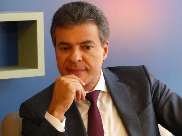 Beto Richa (PSDB)  (Foto: Adriana Justi / RPC TV)