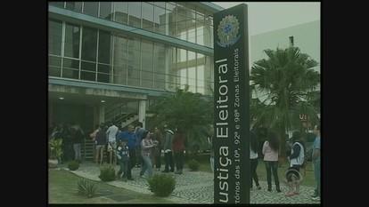 Último dia de cadastramento biométrico é marcado por filas e muita espera em SC