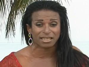 Dançarino na Bahia (Foto: Reprodução/TV Bahia)