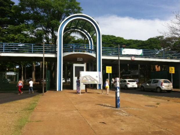 UFU Uberlândia (Foto: Vanessa Pires/G1)