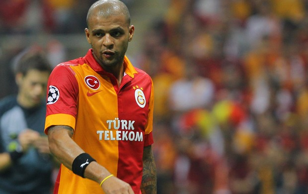 felipe melo galatasaray (Foto: Agência Getty Images)