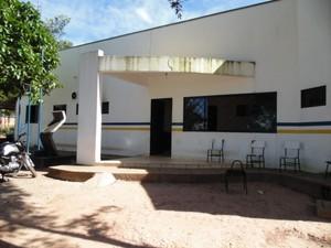 Cadeia pública de Guaraí (Foto: Marcelo Gris/ Guaraí Notícias)