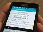 Por SMS, juiz autoriza liberação de preso em Mato Grosso do Sul