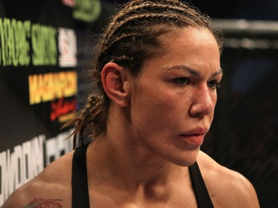 UFC Cris Cyborg (Foto: Agência Getty Images)