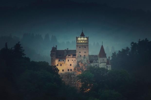 Castelo de Bran, na Transilvânia (Foto: Divulgação)