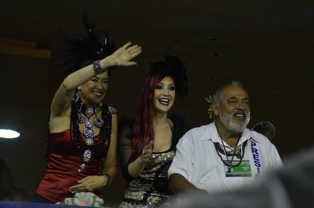 Lilia Cabral, Josie Pessoa e Roberto Bonfim (Foto: Roberto Teixeira/EGO)