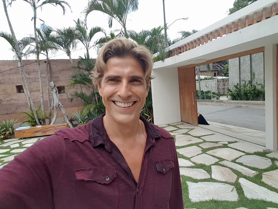 Reynaldo Gianecchini se despede de 'A Lei do Amor' e elege ...
