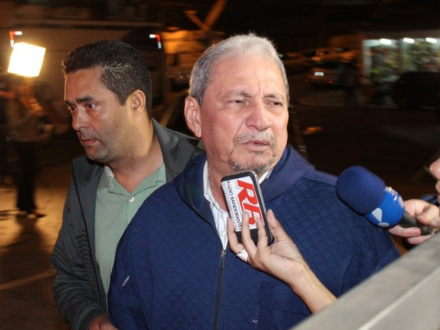 Luiz Carlos, pai de Champignon (Foto: Celso Tavares/EGO)
