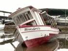 Corpo encontrado no mar pode ser de vítima de naufrágio em Angra, RJ