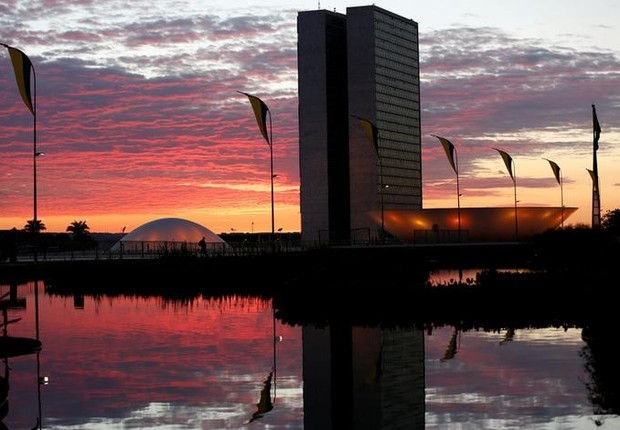 Congresso Nacional em Brasília (Foto: Bruno Kelly/Reuters)