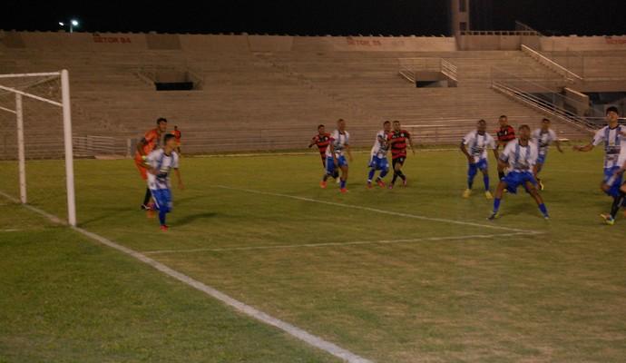 Campinense x Desportiva Guarabira, Amigão (Foto: Silas Batista / GloboEsporte.com)