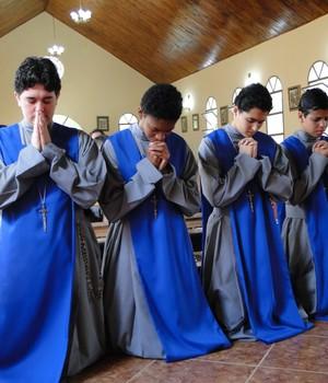 noviças (Foto: Divulgação )