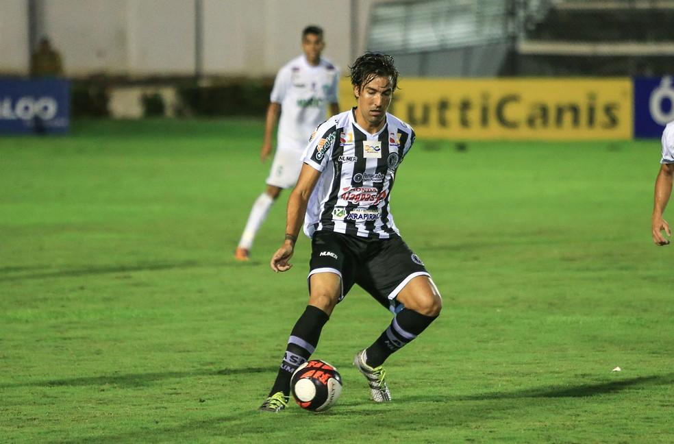 Leandro Kível permanece no ASA para a disputa da Série C (Foto: Ailton Cruz / Gazeta de Alagoas)
