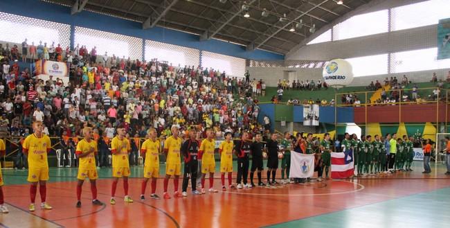 Copa TV Grande Rio de Futsal Final 2014 (Foto: Emerson Rocha)