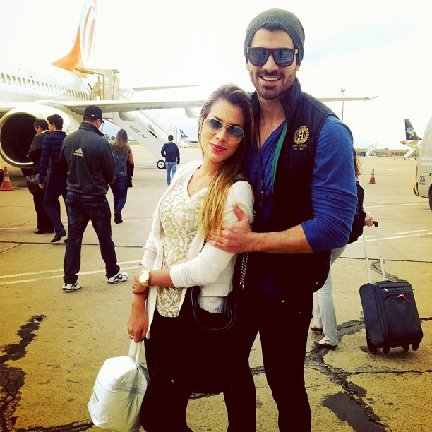 Adriana e Rodrigão (Foto: Instagram/ Reprodução)