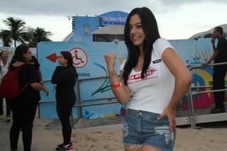 Larissa Riquelme (Foto: Graça Paes / Foto Rio News)