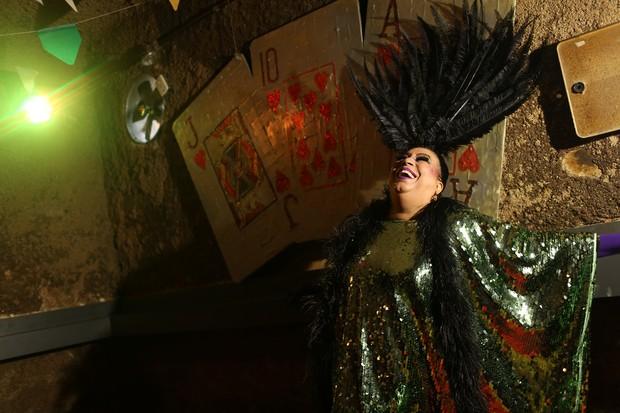 Maria Alcina  (Foto: Iwi Onodera / Ego)