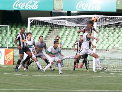 coritiba atletico-mg copa do brasil sub-17 (Foto: Divulgação/Site oficial do Coritiba)