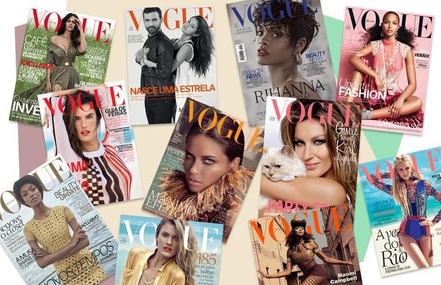O padrão Vogue de Jornalismo é o tema da 7ª edição do Fashion Meeting (Foto: Divulgação/ Arquivo Vogue Brasil)