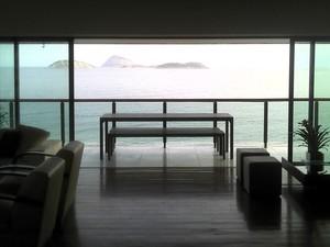 Apartamento na Vieira Souto, com 280 m², está à venda por R$ 11 milhões pela Sapiens Exclusive (Foto: Divulgação/Sapiens Exclusive)