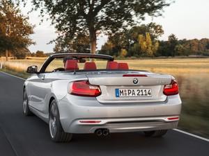BMW Série 2 Conversível (Foto: Divulgação)