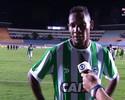 Após vitória, Marcão lamenta que time do Goiás não esteja mais perto do G-4
