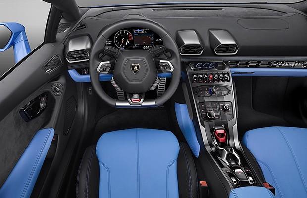 Lamborghini Huracán Spyder (Foto: Lamborghini)