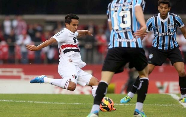 Jadson jogo São Paulo contra Grêmio (Foto: Rubens Chiri / saopaulofc.net)