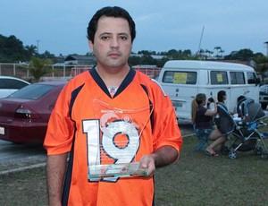 Futebol americano, Manaus,  (Foto: Adeilson Albuquerque/Globoesporte.com)