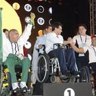 Deficientes físicos ganham ouro (José Paulo Lacerda)