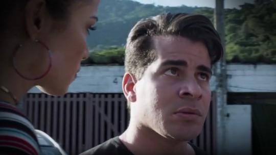 Teaser: Júlio é sequestrado pelo trio
