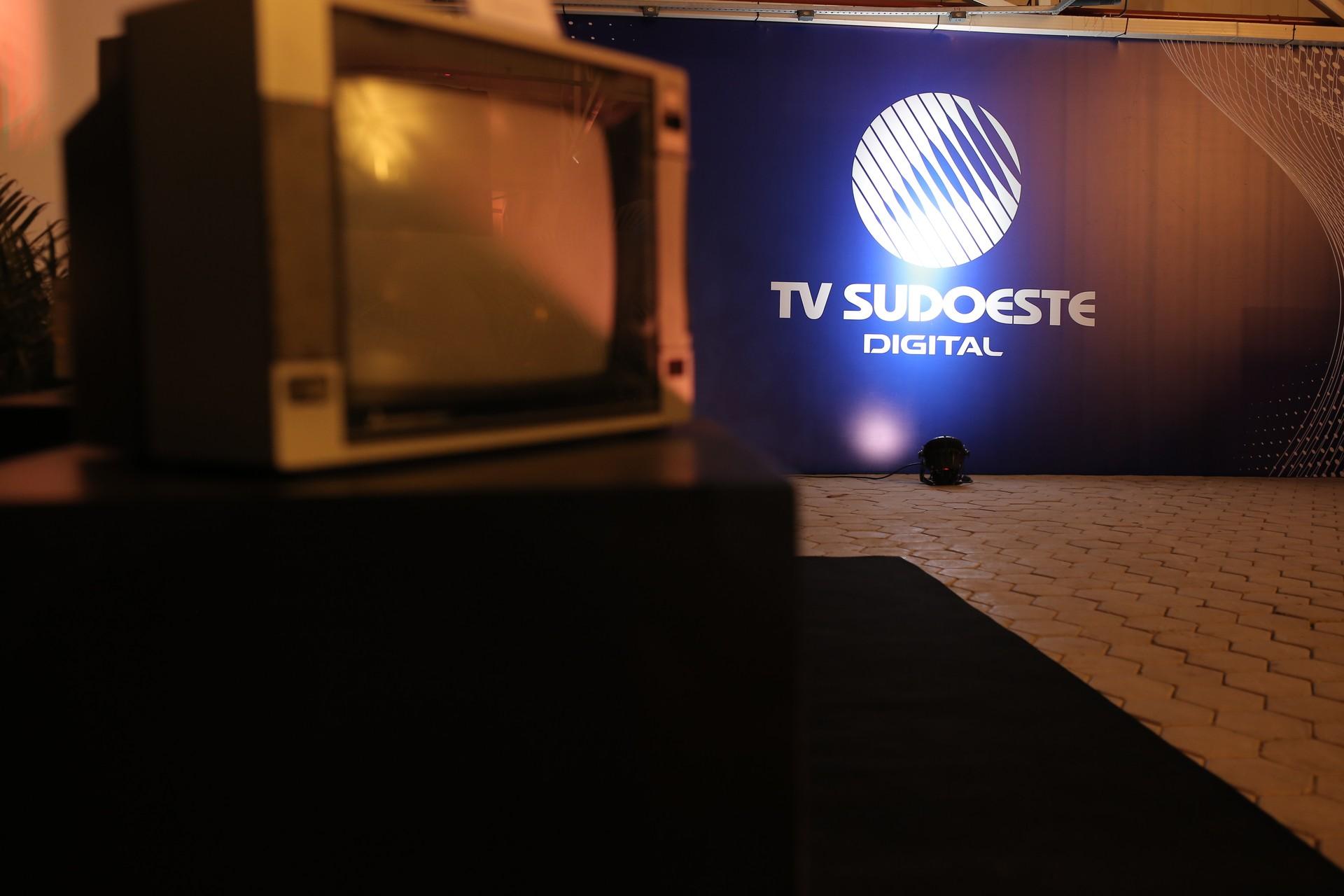 TV Sudoeste Digital (Foto: Laecio Lacerda)