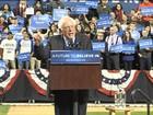 Bernie Sanders venceu em Alasca e em Washington