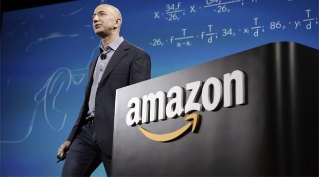 Jeff Bezos: ele mudou a cara do comércio eletrônico (Foto: Divulgação)
